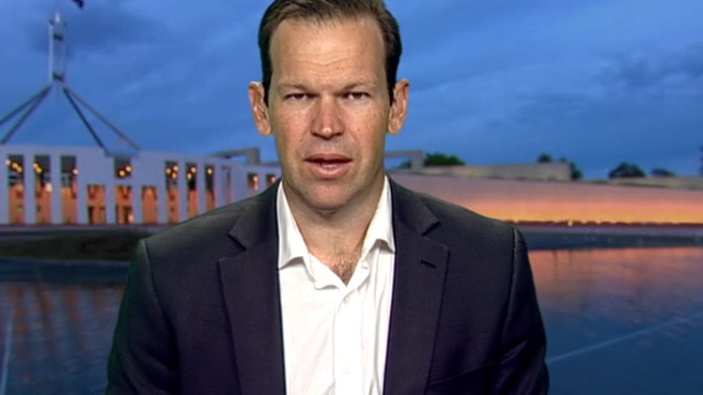 Canavan calls for coal exports to stop after power outage hits Queensland