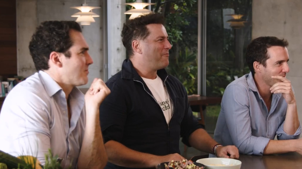 Chef Matt Moran reveals what Stefanovic brothers are like behind scenes