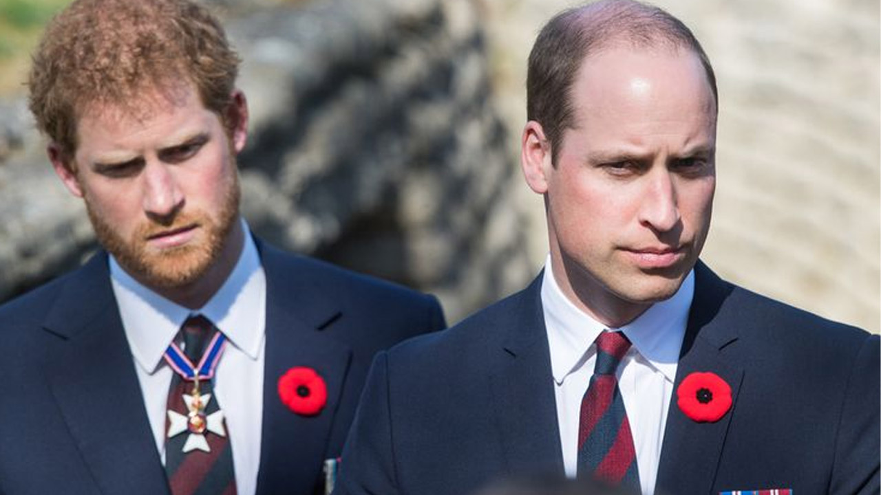 Why Prince William is 'worried' about brother