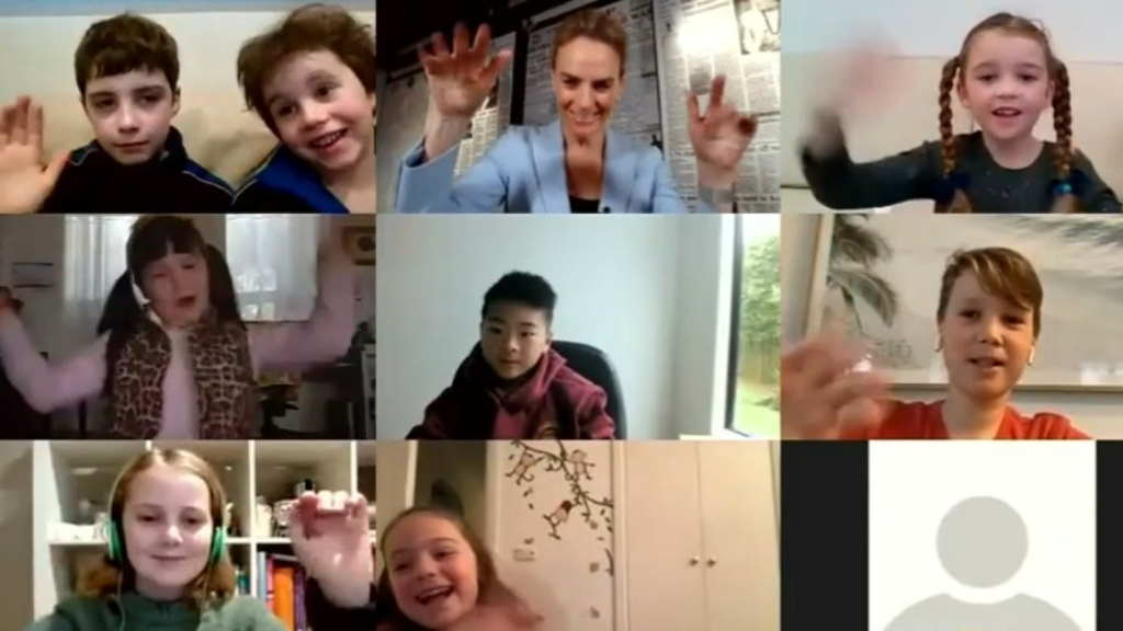 'COVID is dumb': Victorian kids weigh in on pandemic