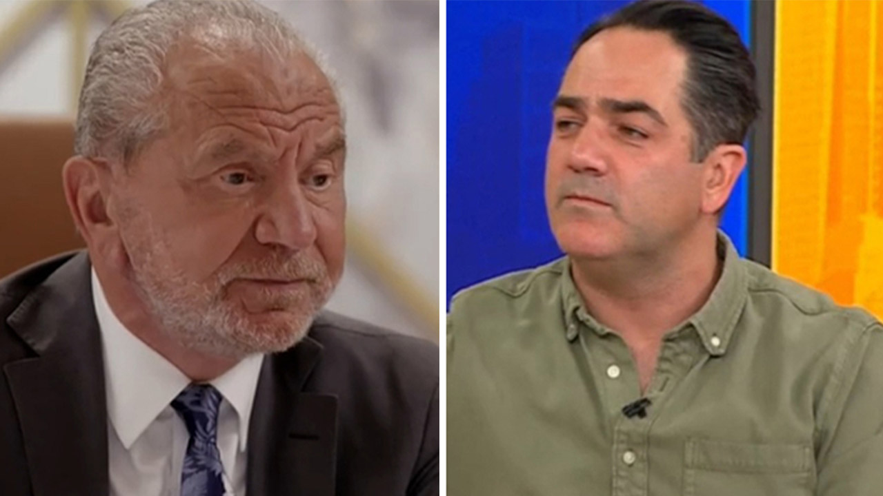 What Wippa really wanted to say to Lord Sugar upon firing