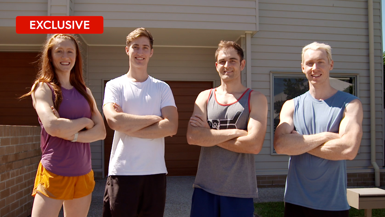 Exclusive: Take a look inside this Ninja Warrior super-house