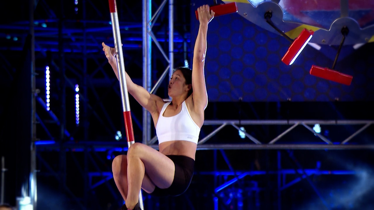 Andrea Hah returns for a Ferocious Ferris Wheel showdown with Olivia Vivian