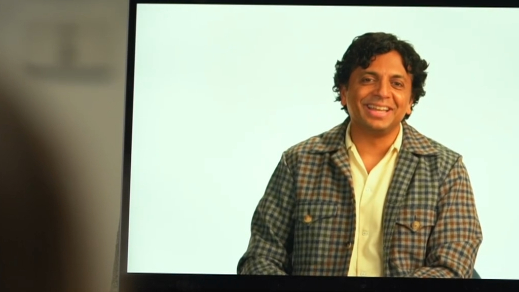 M. Night Shyamalan opens up about mysterious new flick