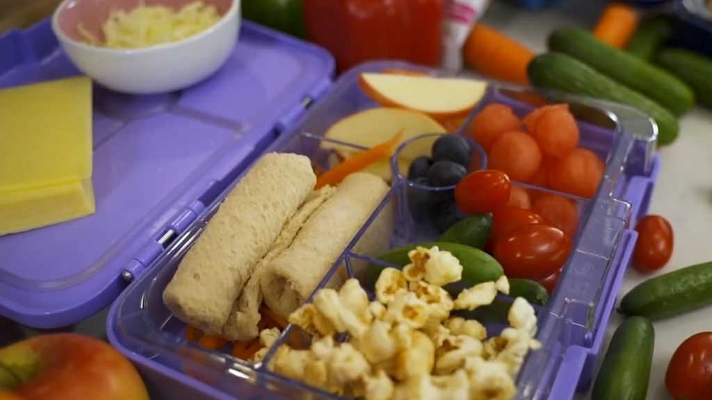 Tips for creating a fun lunchbox