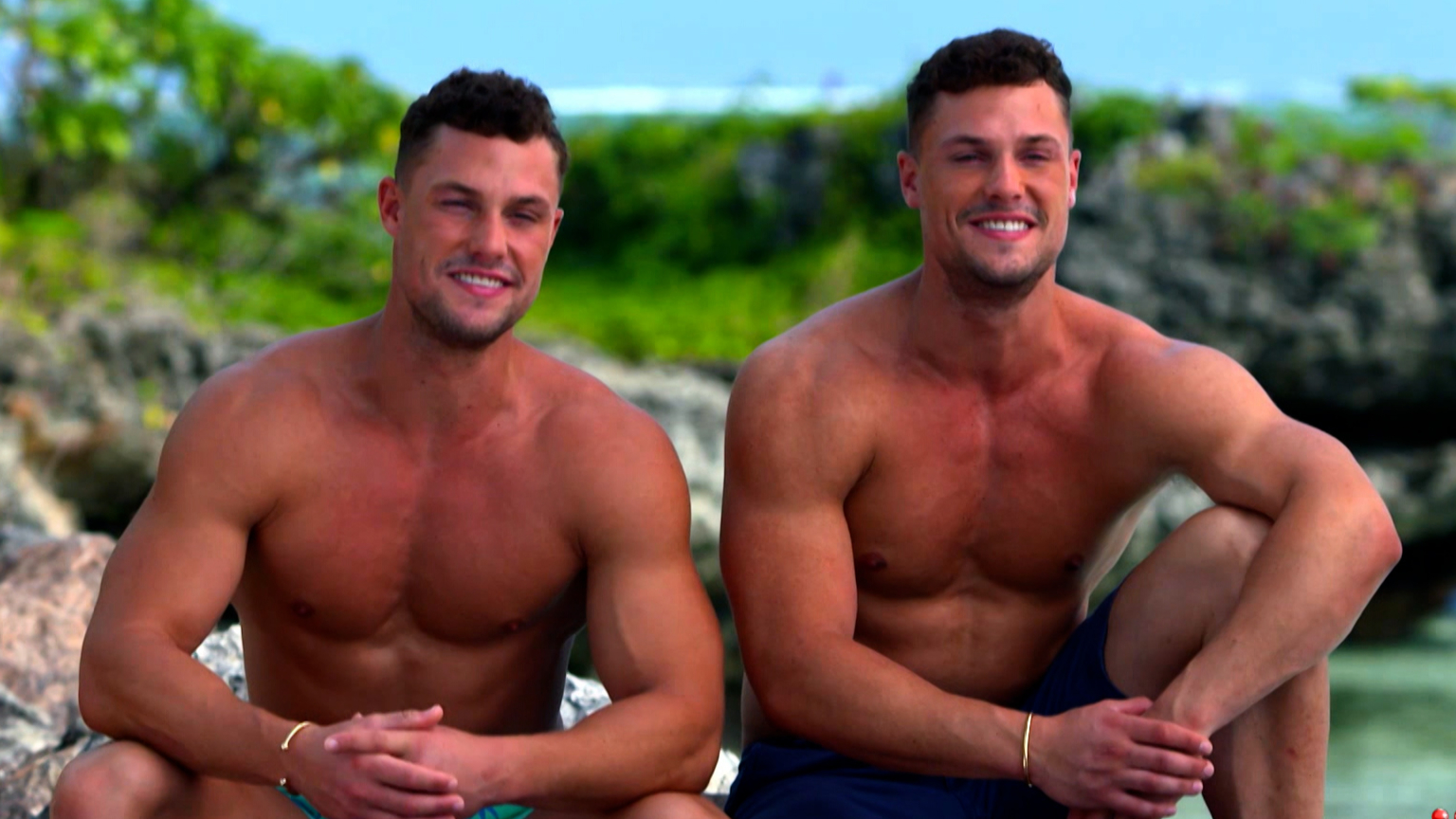 Meet Fan team twins Luke and Josh Packham