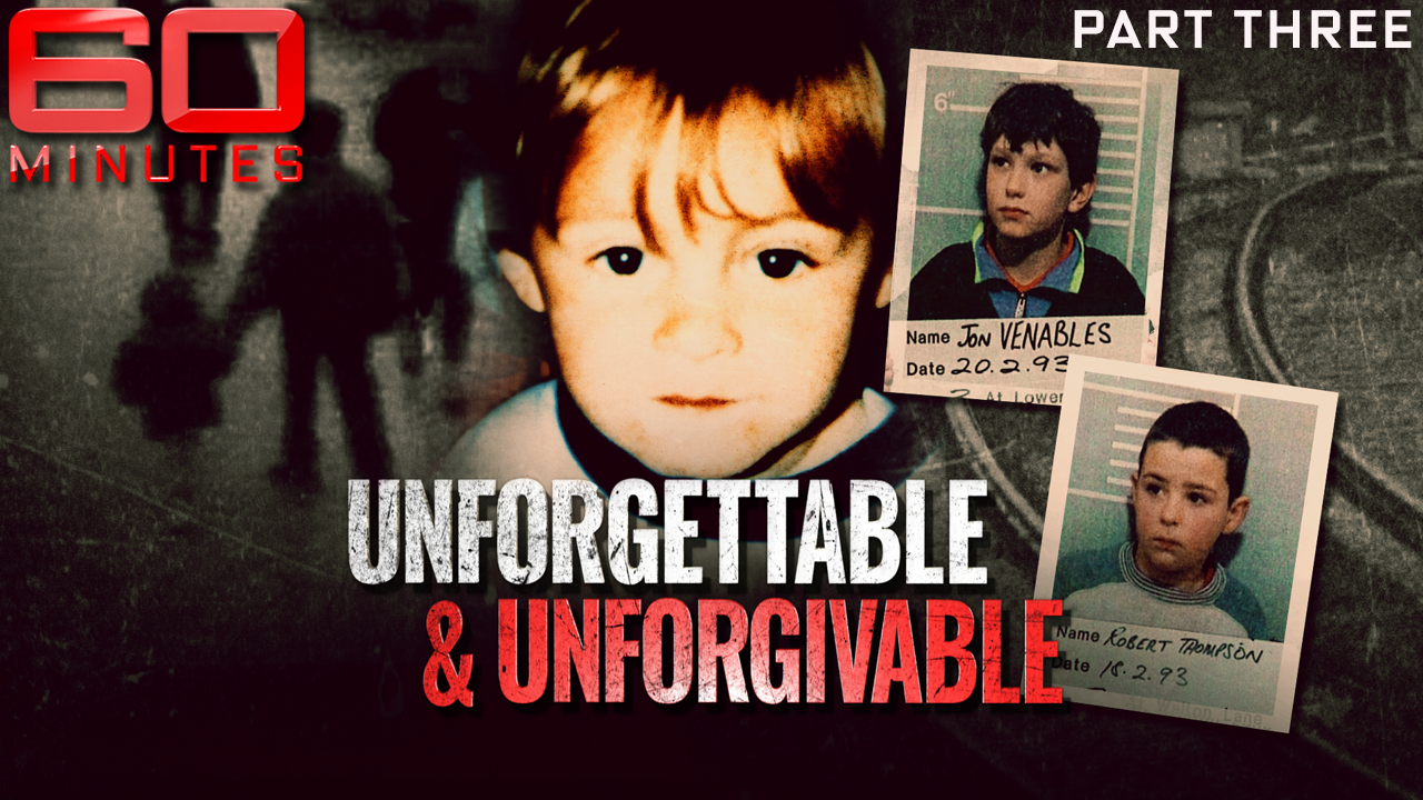 Unforgettable and Unforgivable: Part three
