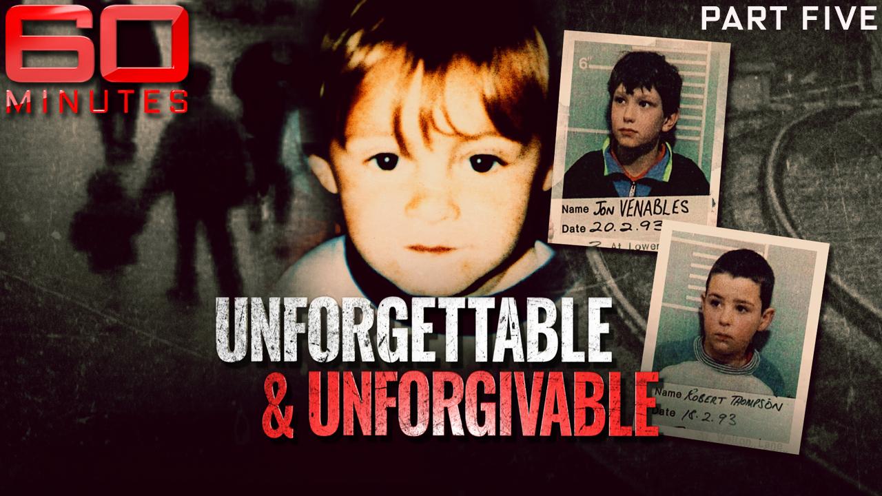 Unforgettable and Unforgivable: Part five