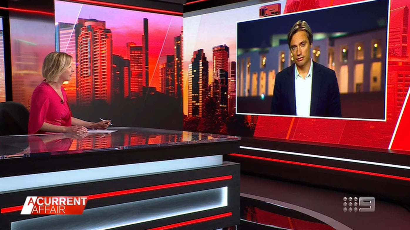 Dr Nick Coatsworth on vaccines: 'We've still got a lot of work to do to convince Australians'.