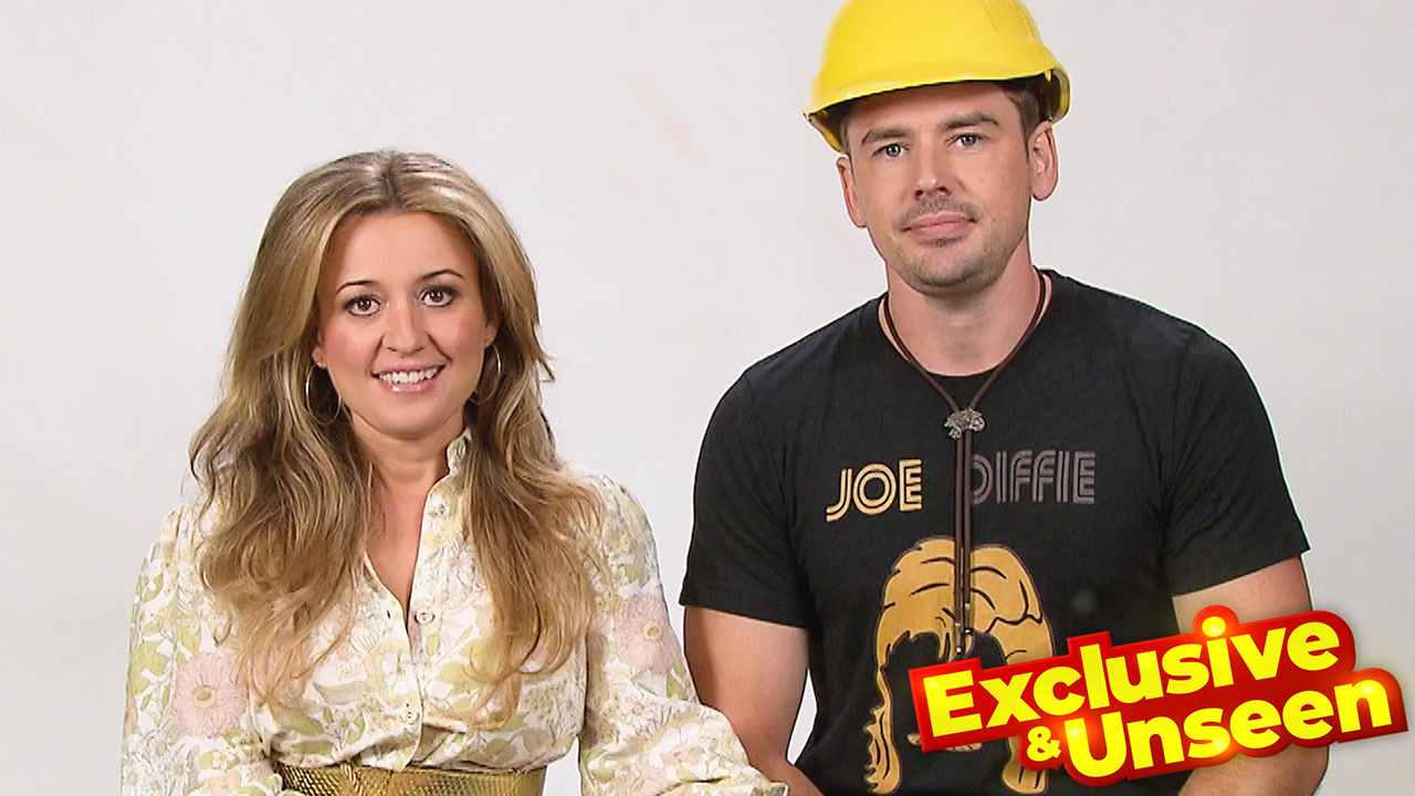 Exclusive: Get to know Kirsty and Jesse