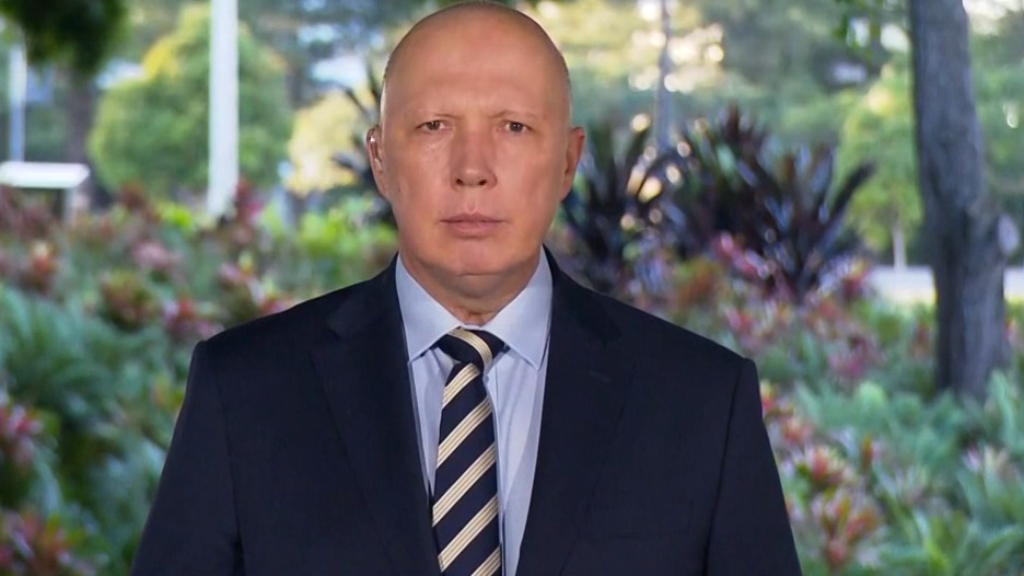 NSW's spiralling outbreak should serve as a warning, Dutton says