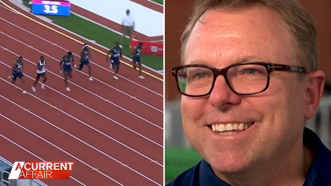 Aussie commentator lands most-watched Olympic calling gig.