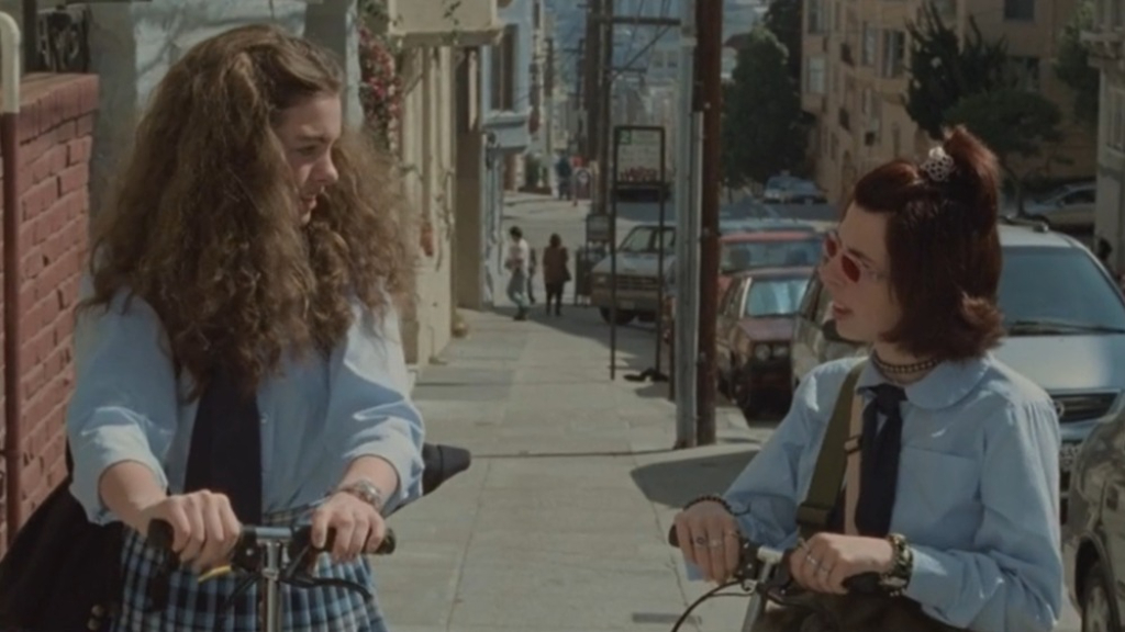 'Princess Diaries' star on possibility of third movie