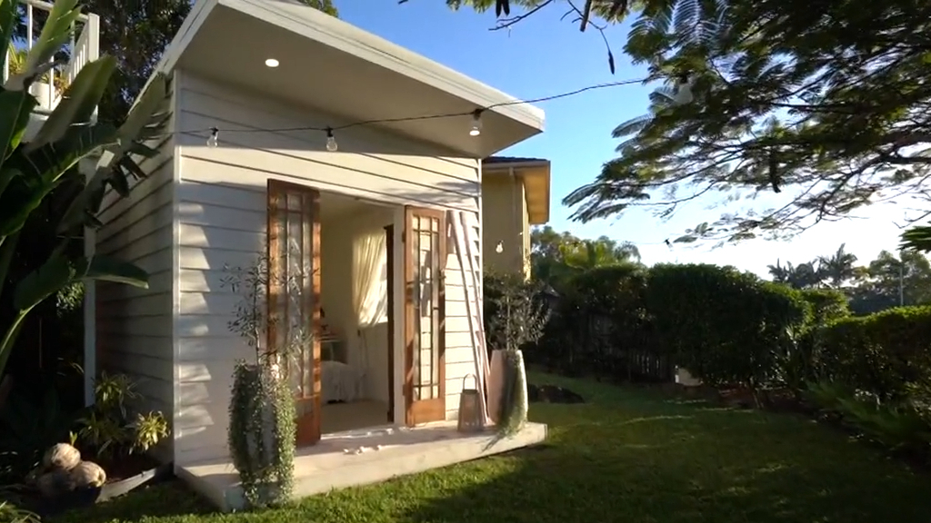 Incredible shed transformations