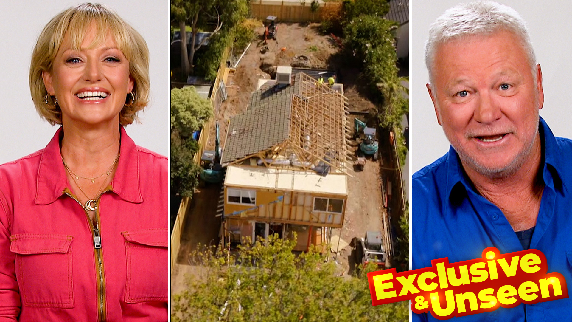 Exclusive: Scott Cam and Shelley Craft on the big twists coming to The Block