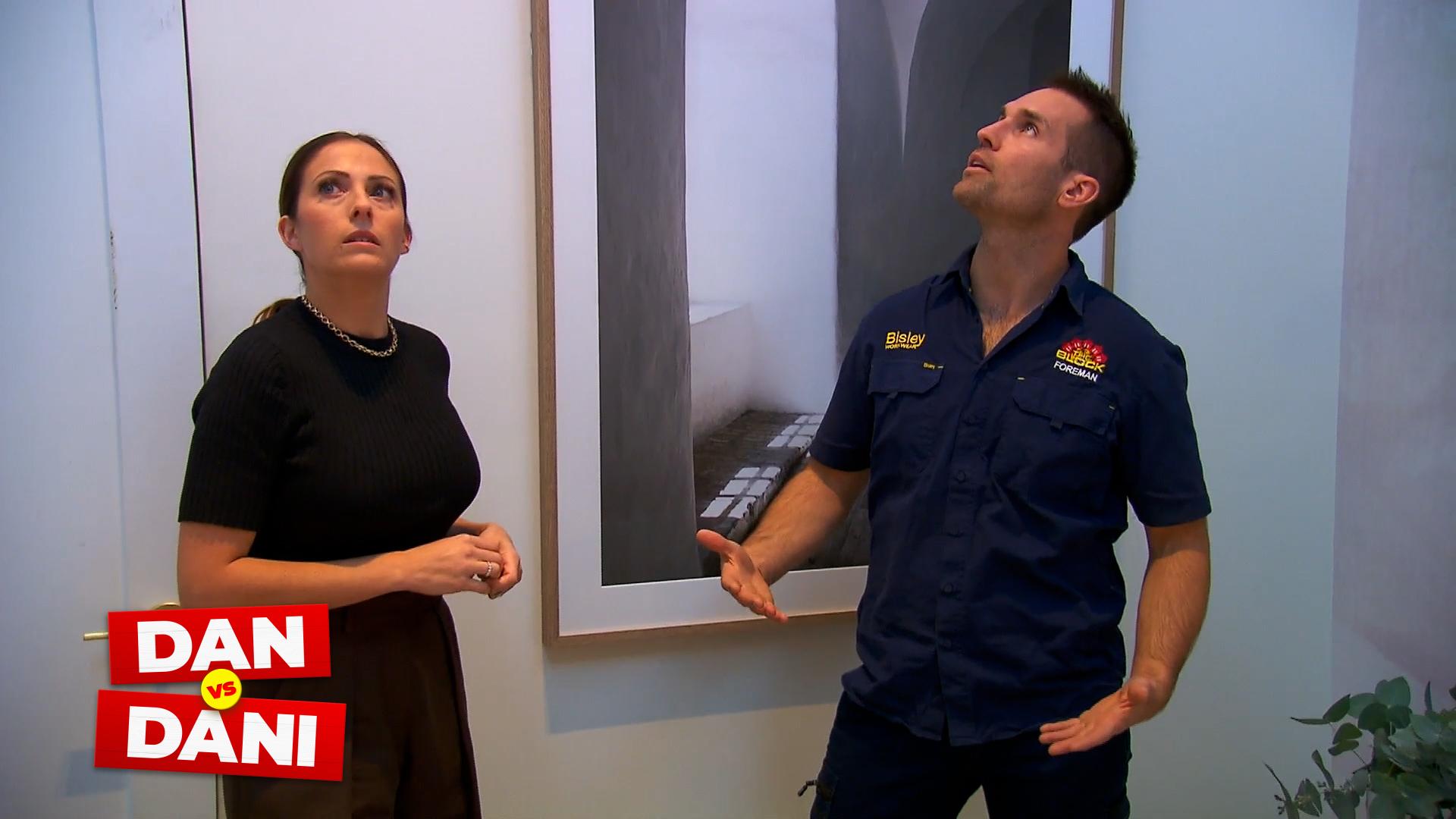 Dan vs Dani: One Guest Bedroom slammed for 'silly decisions'
