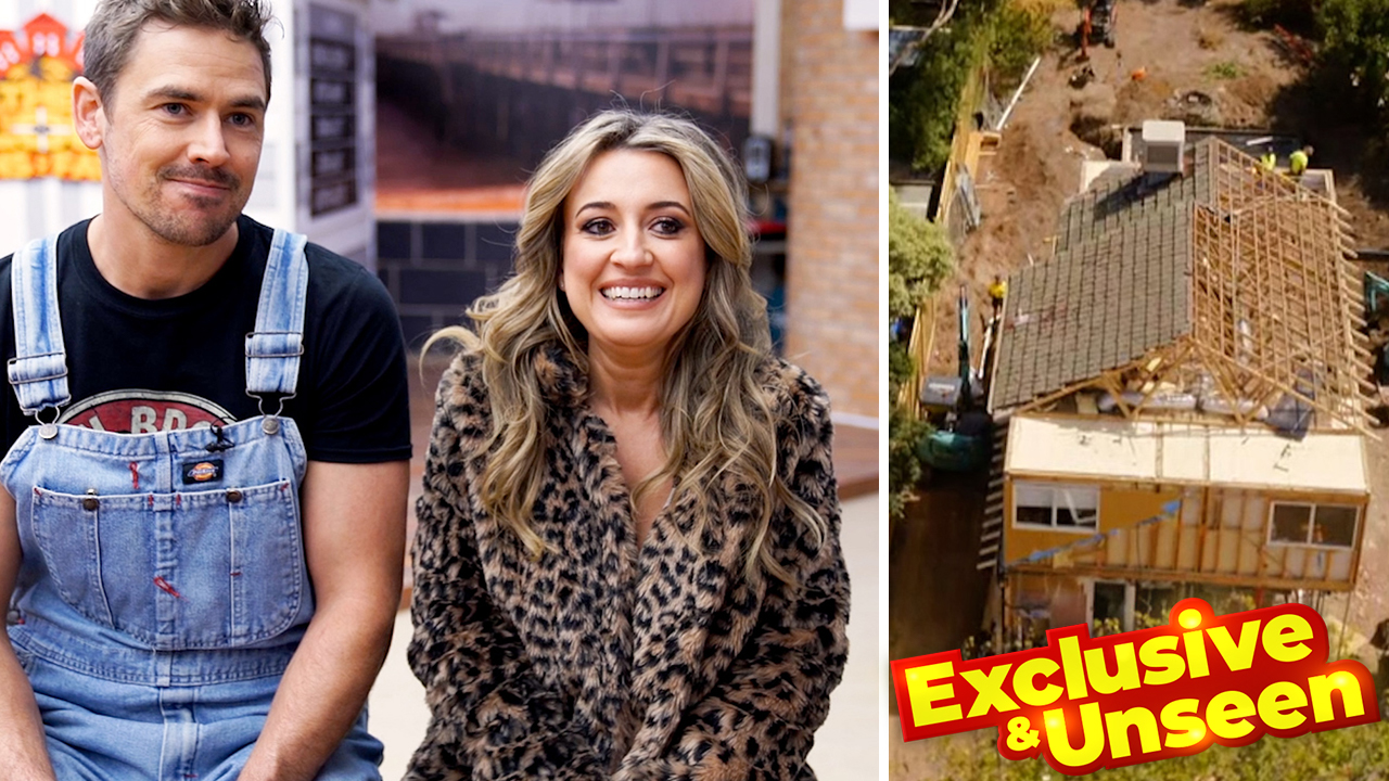 Exclusive: Why Kirsty and Jesse picked House 5