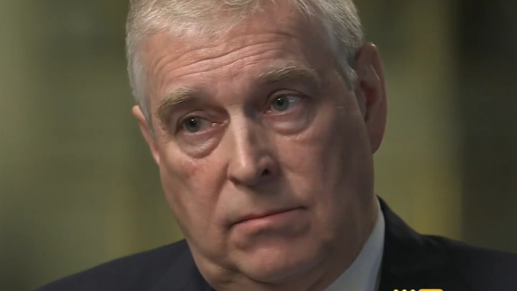 Inside the fall of Prince Andrew