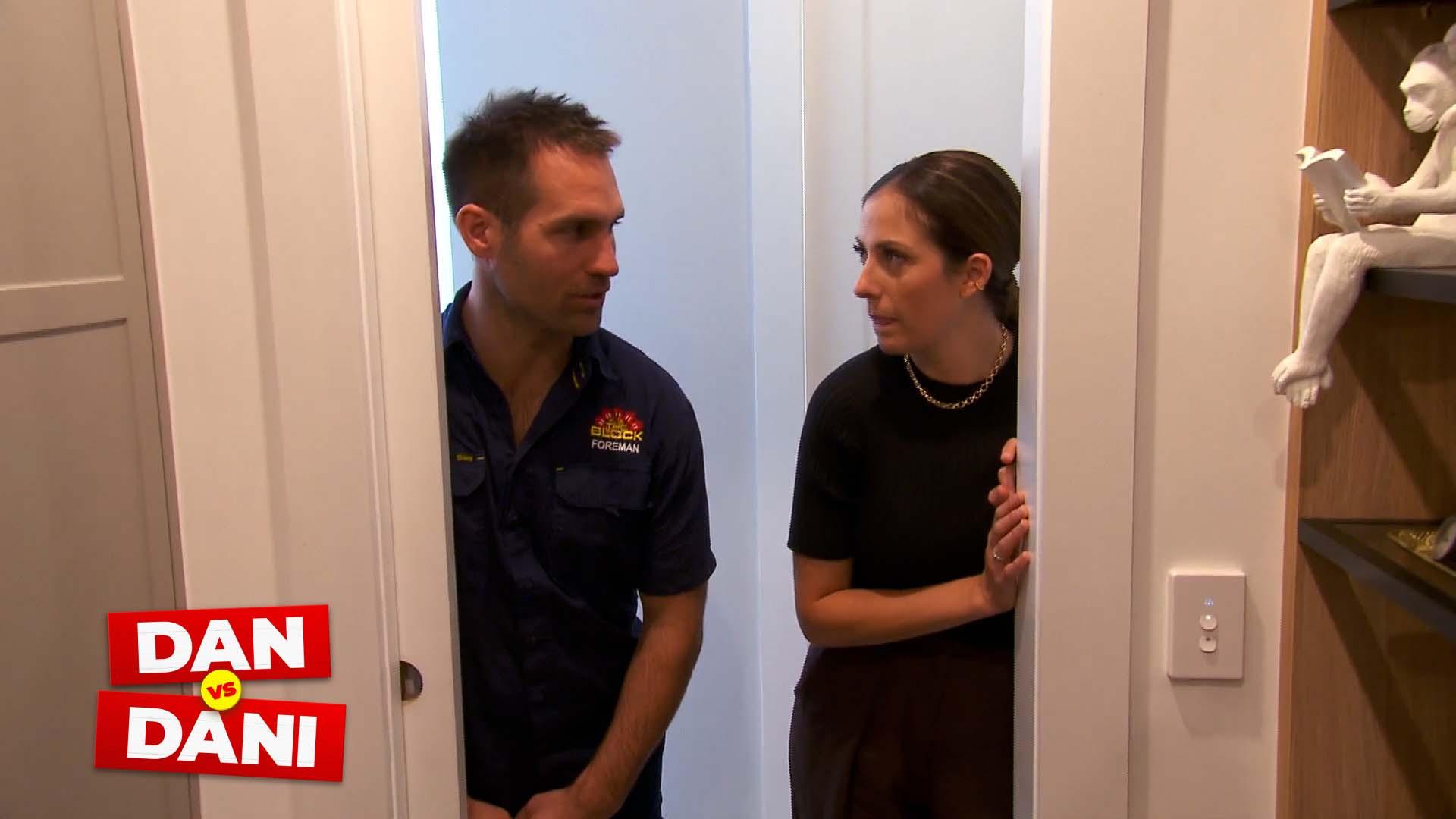 Dan vs Dani: 'Worst room I've seen so far'