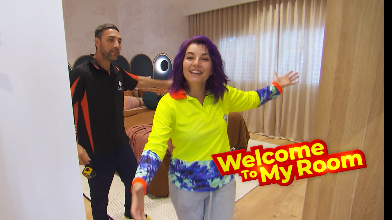 Welcome To My Room: Why Tanya and Vito's master bedroom has an extra personal touch