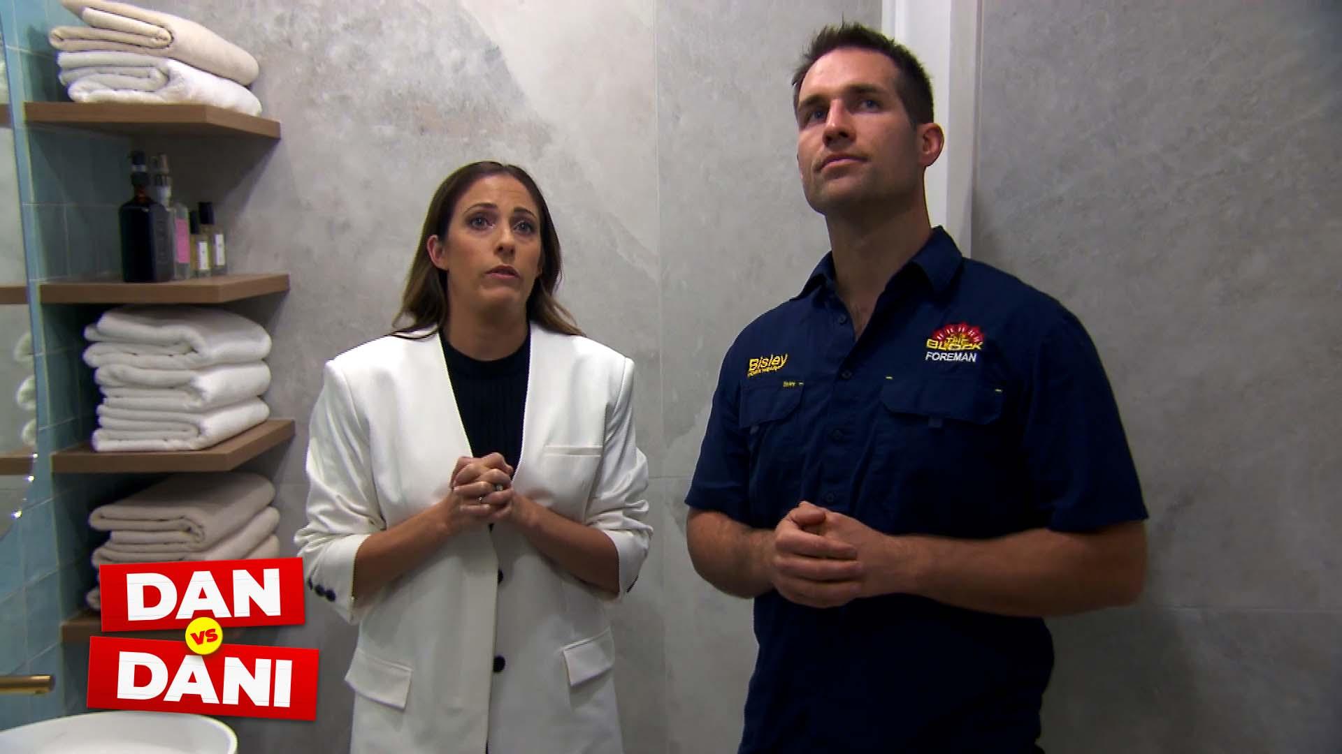 Dan vs Dani: Dani slams 'disgusting' feature of team's room