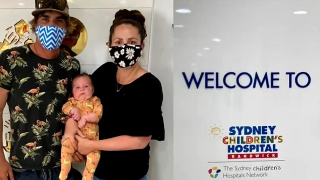 Family with sick boy send desperate plea to Queensland authorities
