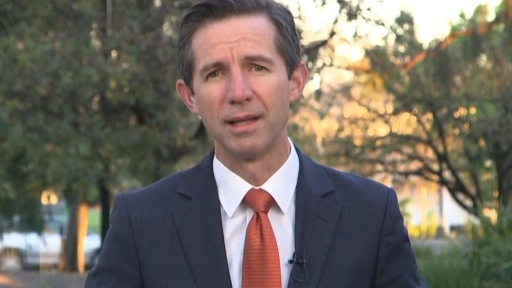 NSW to ease restrictions according to a 'staged approach': Simon Birmingham