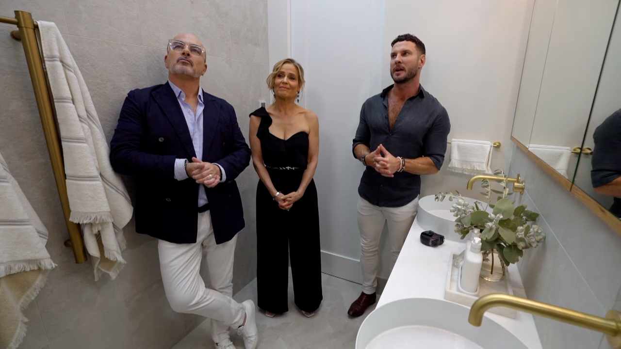 Ronnie and Georgia's Master Ensuite revealed
