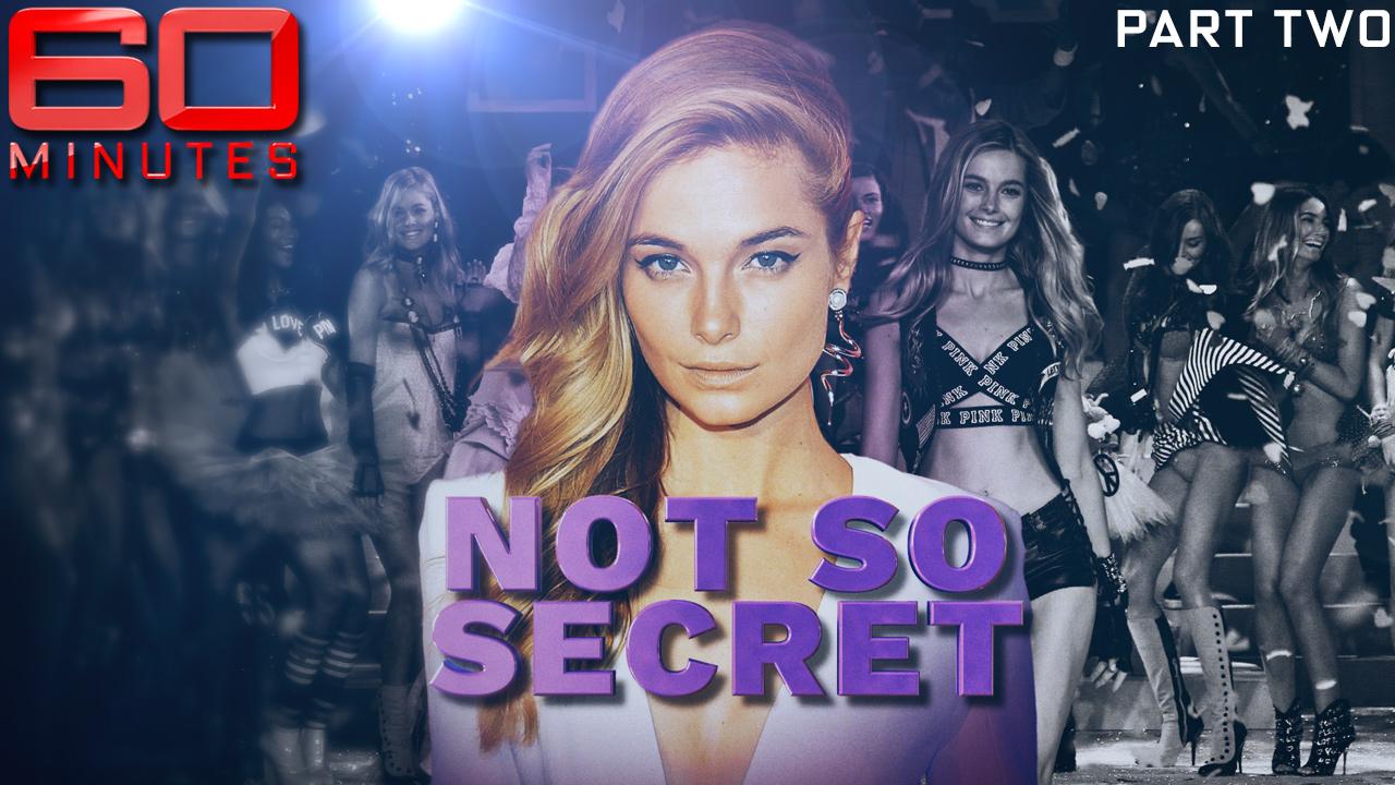 Not So Secret: Part two