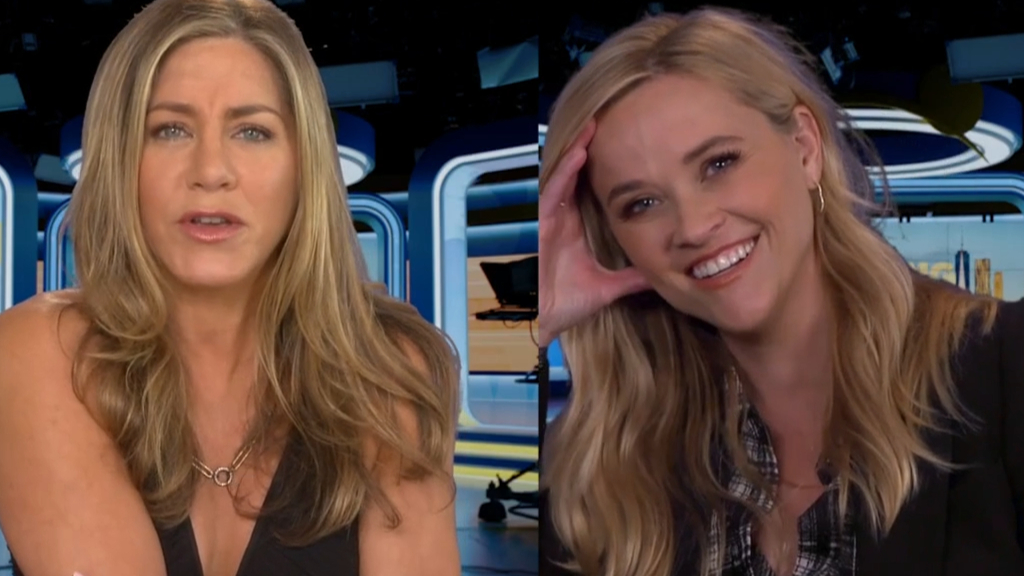 'Morning Wars' stars send cheeky message to a-list actor