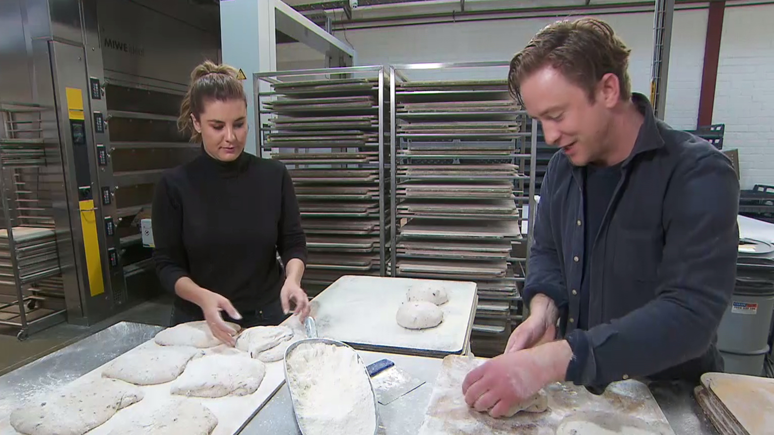 How to make the 'perfect' bread loaf
