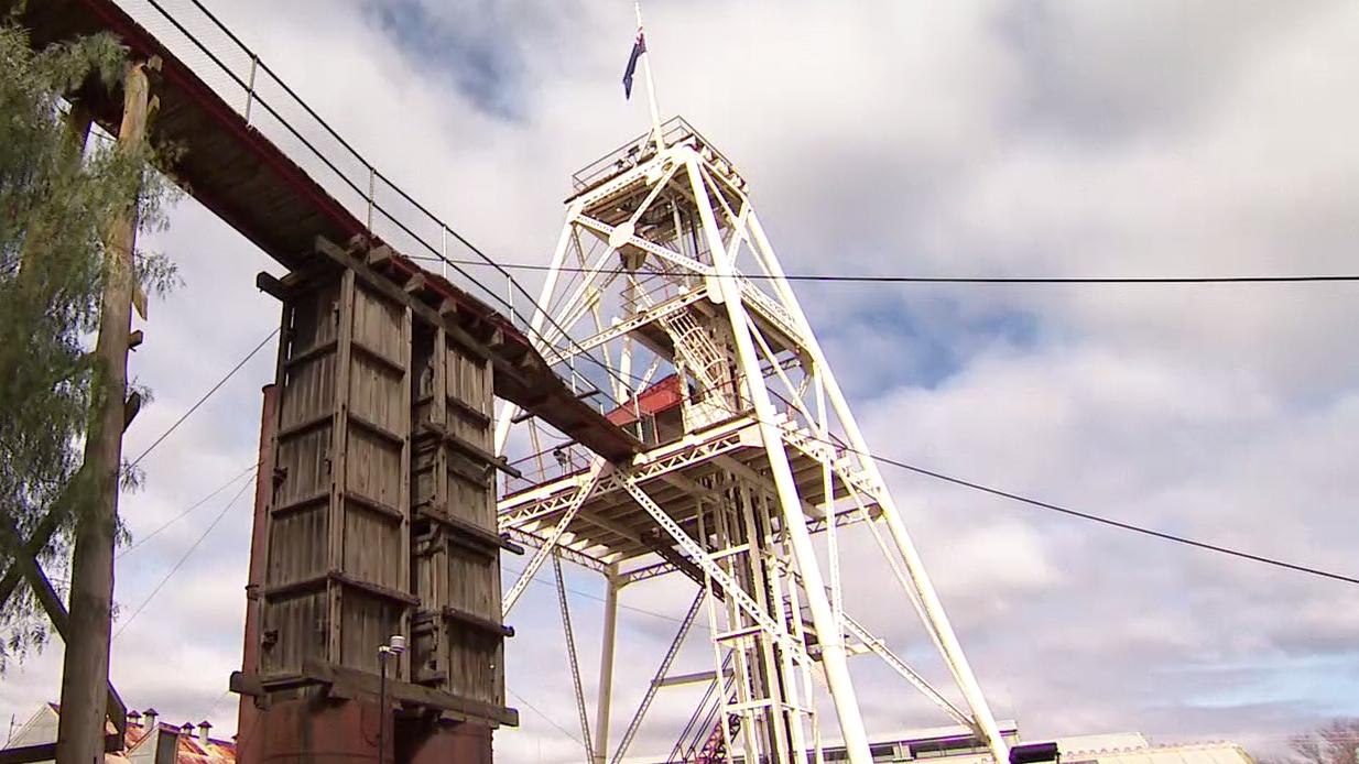 Bendigo's rich mining history