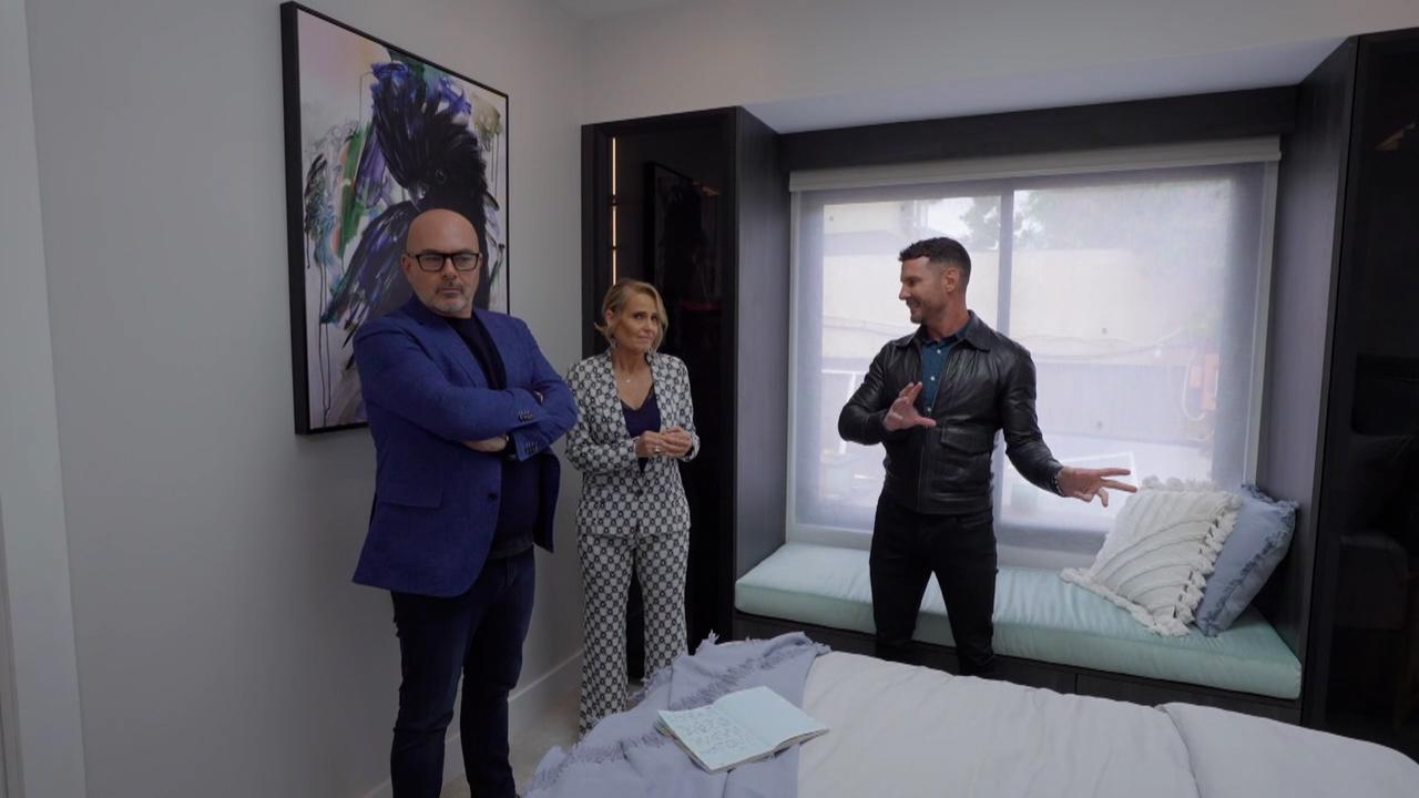 Josh and Luke's Guest Bedroom revealed