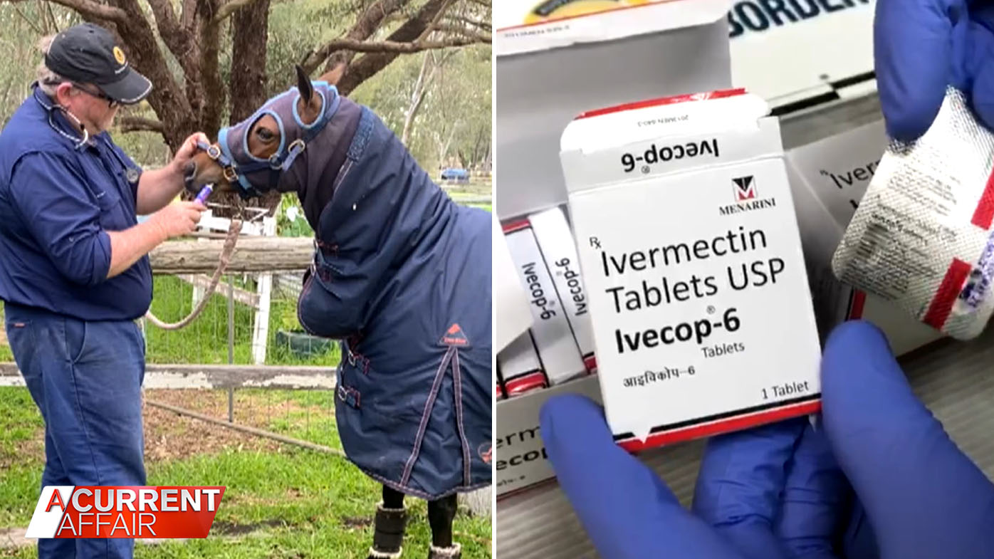 Doctors warn against use of Ivermectin for COVID-19.