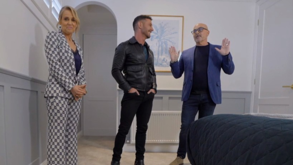 Kirsty and Jesse's Kids' Bedroom revealed
