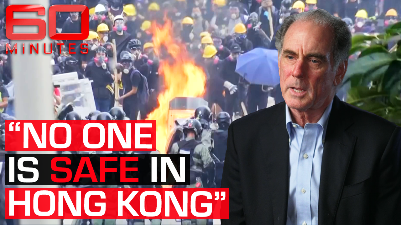 Former journalist on the fight for free speech in Hong Kong