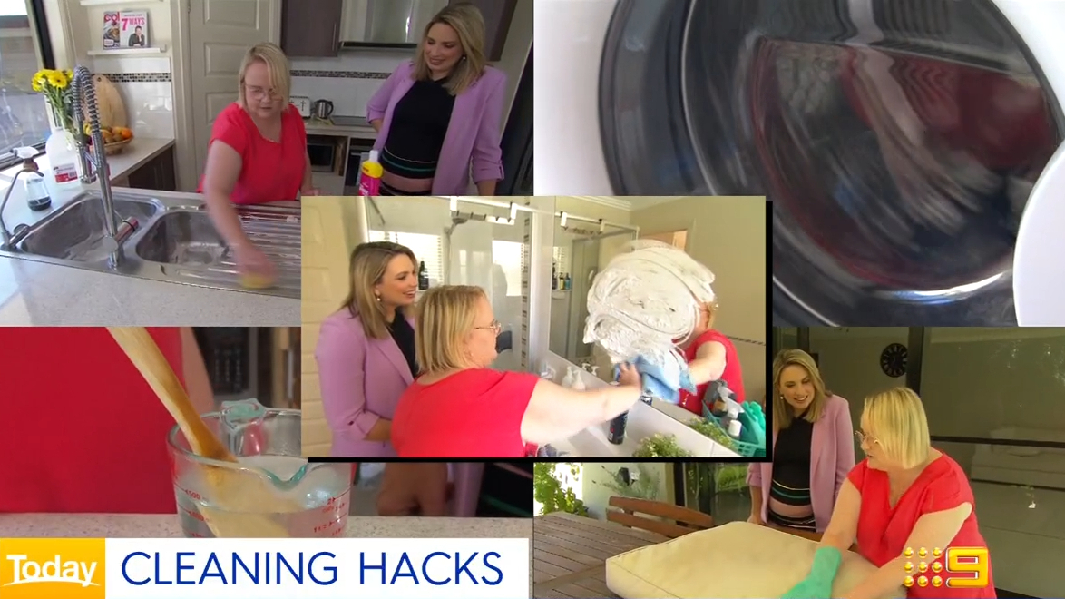 Simple cleaning hacks to make your home sparkle this spring