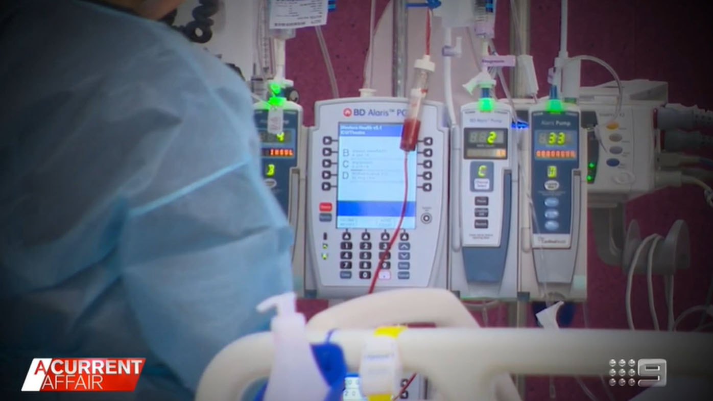 Fears NSW health system will buckle under COVID-19 pressure.