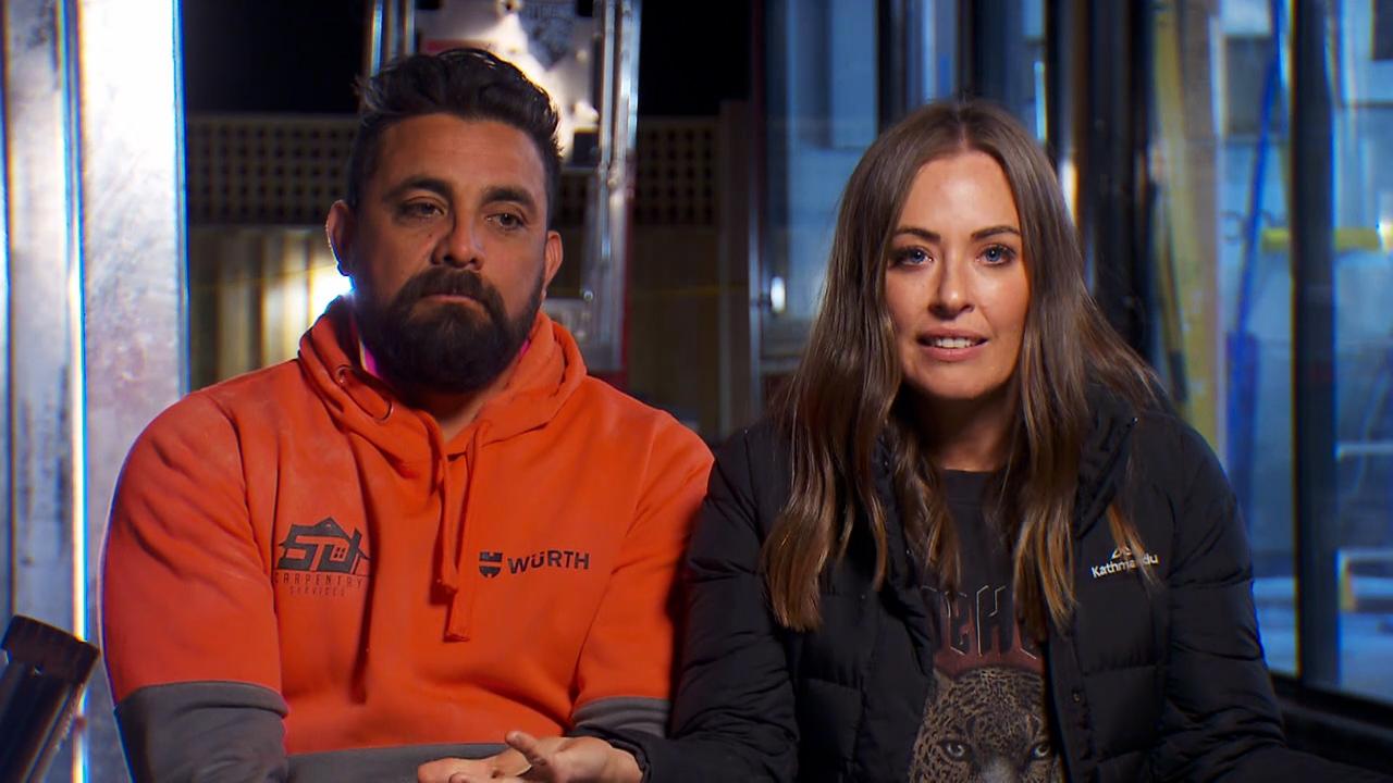 Team accused of being 'fake' as Georgia and Tanya clash in brutal war of words