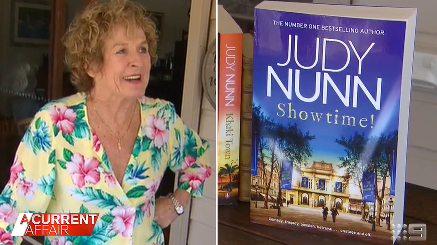 Judy Nunn reveals journey from soap stardom to top selling author.