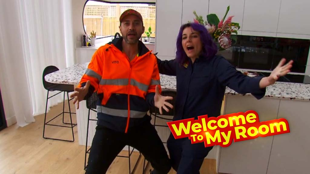Welcome To My Room: Tanya and Vito on their kitchen's fun and joyful features