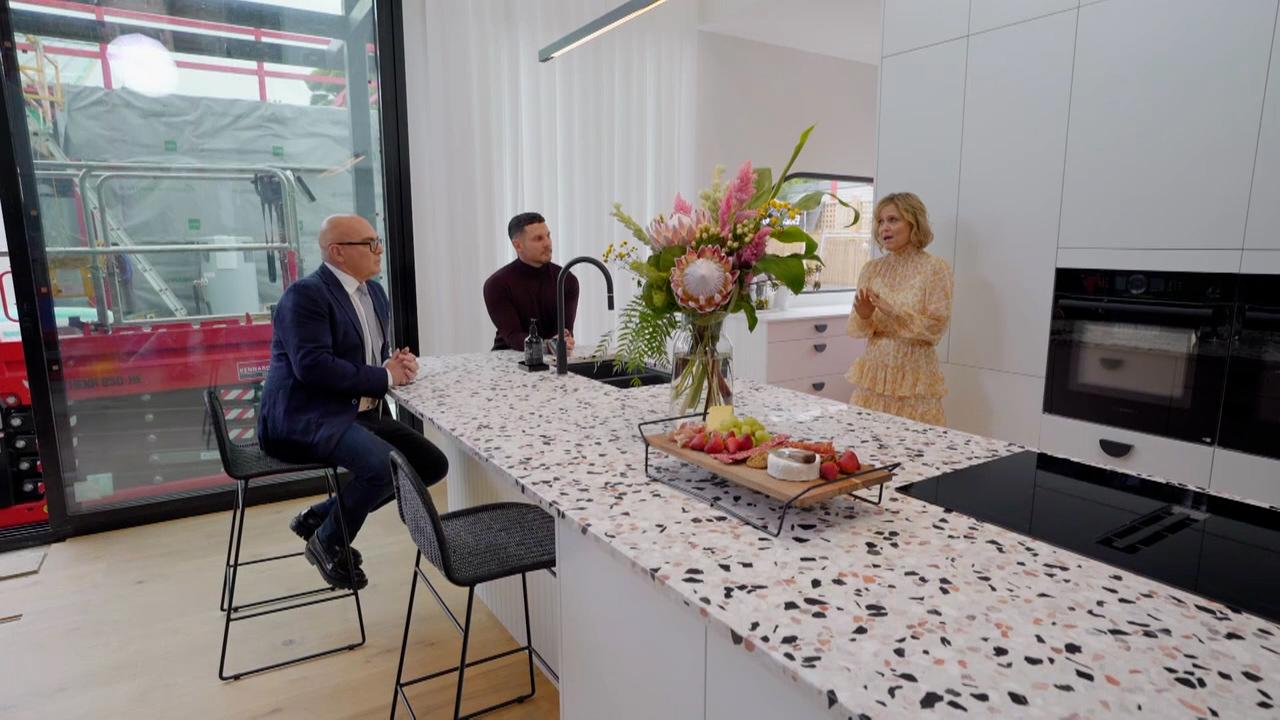 Tanya and Vito's Kitchen revealed