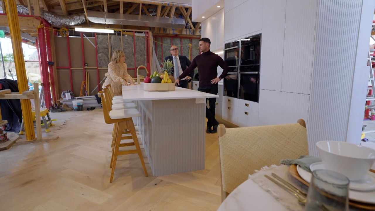 Mitch and Mark's Kitchen revealed