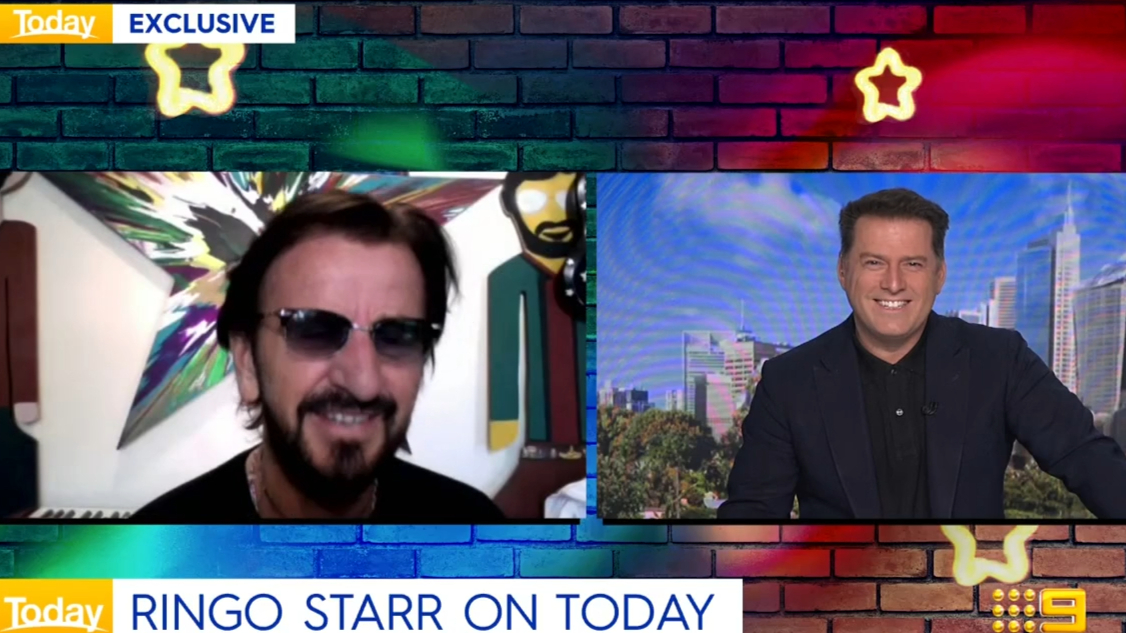Ringo Starr opens up about time in The Beatles