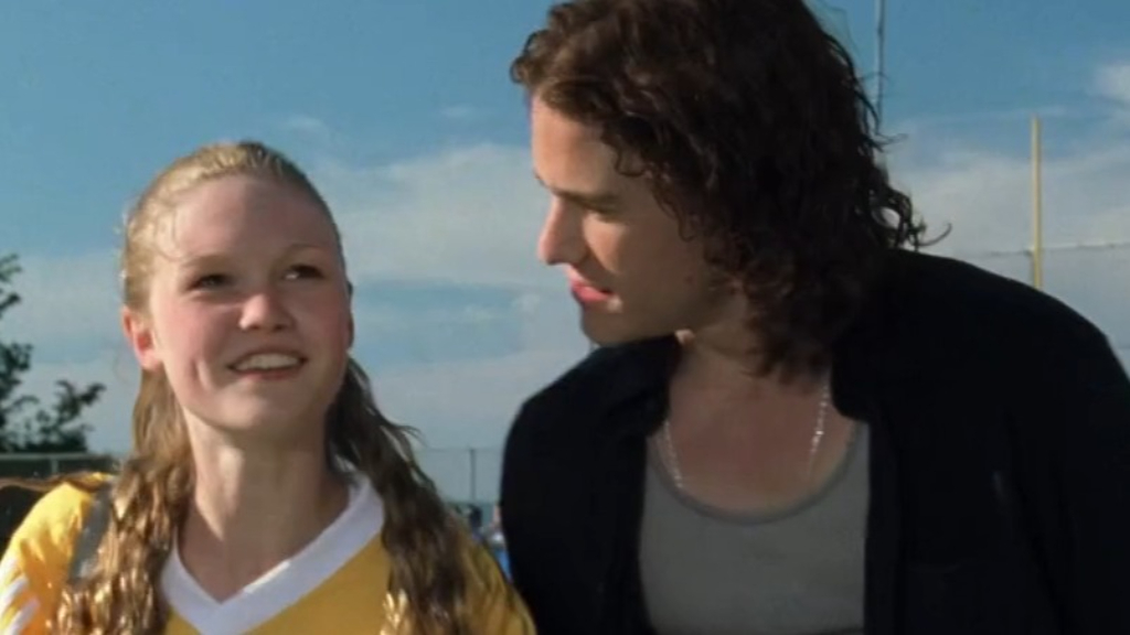 Julia Stiles opens up about working with Heath Ledger