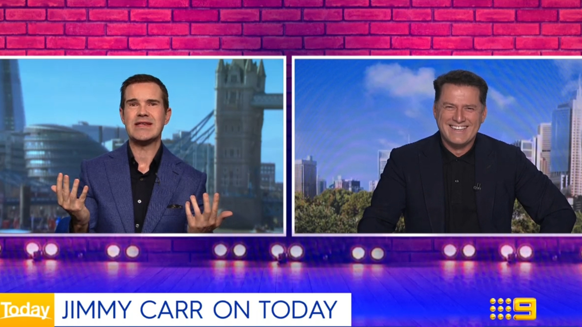British comedian reveals surprising spirit animal