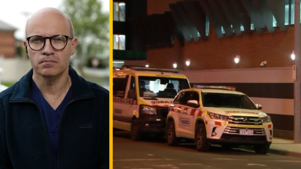 Emergency physician warns state's hospital crisis 'will get worse'