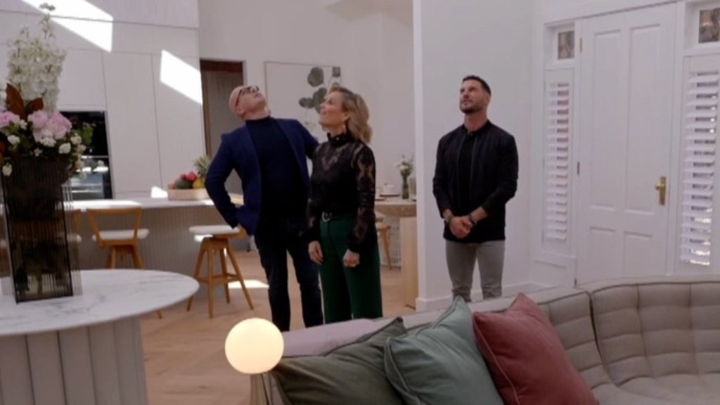Mitch and Mark's Living and Dining Room revealed