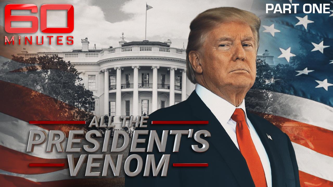 All The President's Venom: Part one