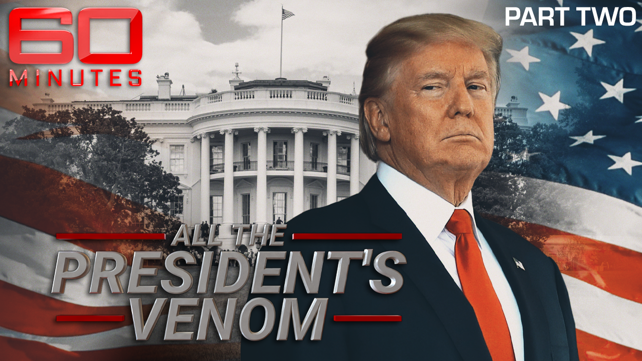 All The President's Venom: Part two